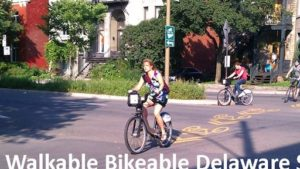 Creating the Blueprint for a Bicycle-friendly Delaware @ Wilmington Public Library