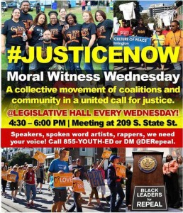 Moral Witness Wednesday @ Delaware Legislative Hall