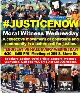 Moral Witness Wednesday @ Delaware Legislative Hall