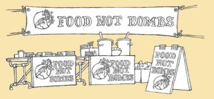 Music For Social Change, Food Not Bombs -- save the date