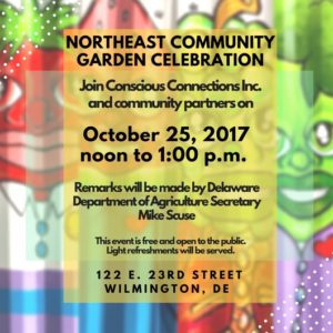 Northeast Garden Community Celebration @ Northeast Community Garden