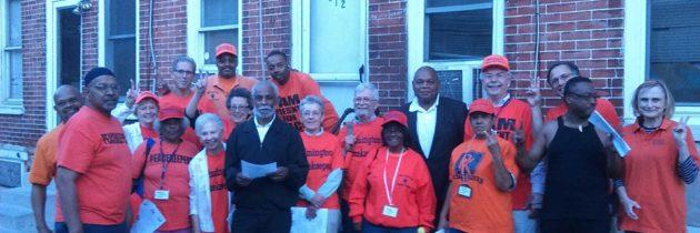 Wilmington Peacekeepers Vigil